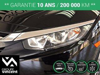 Honda Civic LX ** GARANTIE 10 ANS ** 2018