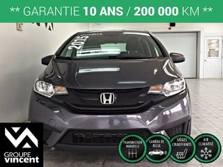 Honda Fit LX **GARANTIE 10 ANS** 2015
