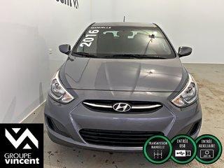 Hyundai Accent L **GARANTIE 10 ANS** 2016