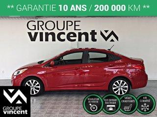 Hyundai Accent SE **GARANTIE 10 ANS** 2017