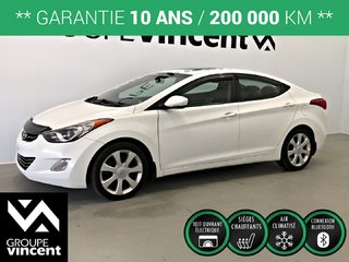 Hyundai Elantra Limited **GARANTIE 10 ANS** 2012