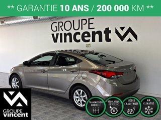 Hyundai Elantra GL **GARANTIE 10 ANS** 2015