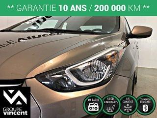 Hyundai Elantra GL ** GARANTIE 10 ANS ** 2015