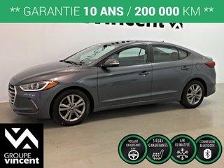 Hyundai Elantra GL ** GARANTIE 10 ANS ** 2018