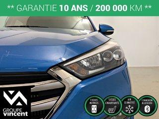 Hyundai Tucson LIMITED CUIR AWD 1.6T **GARANTIE 10 ANS** 2017