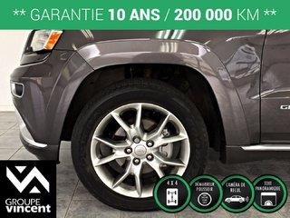 Jeep Grand Cherokee SUMMIT 4X4 ** GARANTIE 10ANS ** 2015