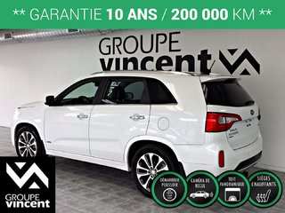 Kia Sorento SX AWD CUIR-TOIT **GARANTIE 10 ANS** 2015