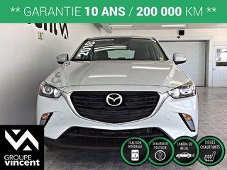 Mazda CX-3 GS AWD **GARANTIE 10 ANS** 2018