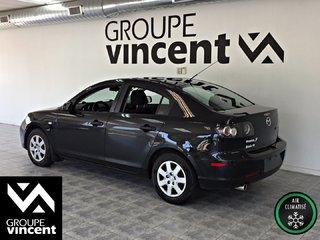 Mazda3 GX ** AUTO+A/C** 2007