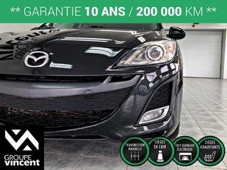Mazda3 GT CUIR TOIT ** GARANTIE 10 ANS ** 2011