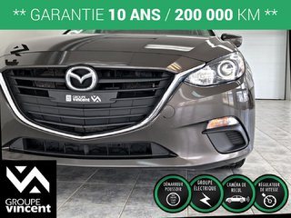 Mazda3 SPORT GX A/C ** GARANTIE 10 ANS ** 2016