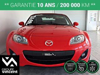 Mazda MX-5 Miata MIATA GX **GARANTIE 10ANS** 2010