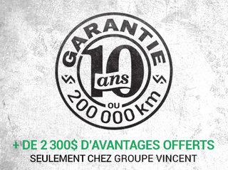 Nissan Versa 1.8 S **GARANTIE 10 ANS** 2010
