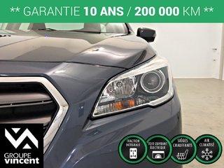 Subaru Legacy LIMITED GPS-CUIR-TOIT AWD **GARANTIE 10 ANS** 2015