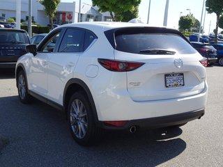 2019 Mazda CX-5 GT with Dynamic Pressure Turbo