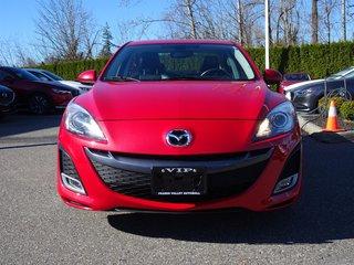 2011  Mazda3 GT-E