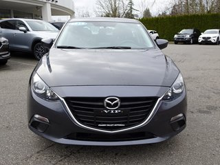 2016 Mazda Mazda3 GS Sport with Moonroof