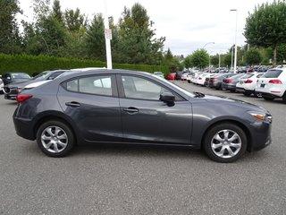 2017  Mazda3 Sedan GX with Convenience Pkg
