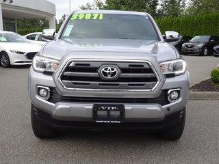2016 Toyota Tacoma Limited Double Cab 4x4 V6