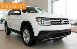 2019 Volkswagen Atlas 3.6 FSI Trendline