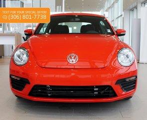 2018 Volkswagen Beetle 2.0 TSI Trendline