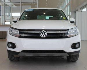 2015 Volkswagen Tiguan Highline