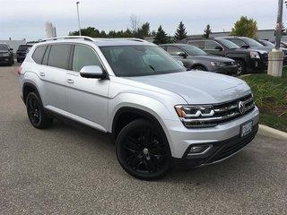2018 Volkswagen Atlas Execline 3.6L 8sp at w/Tip 4MOTION