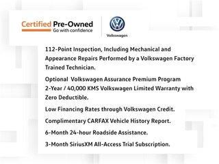 2017 Volkswagen Passat Highline 1.8T 6sp at w/ Tip