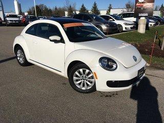 2013 Volkswagen The Beetle Comfortline 2.5L 6sp at Tip