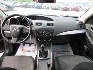 2013  Mazda3 GX