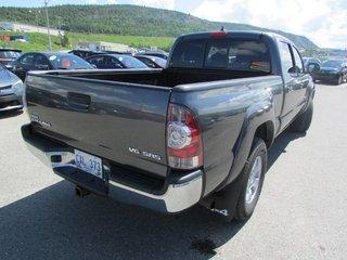 2015 Toyota Tacoma Double Cab SR5 V6 4x4