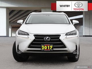 2017 Lexus NXH Executive