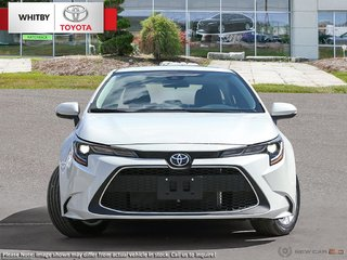 2020 Toyota COROLLA XLE CVT EA20