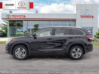 2019 Toyota HIGHLANDER LIMITED AWD LA40