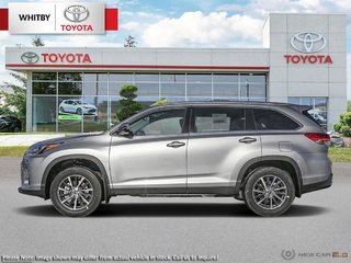 2019 Toyota HIGHLANDER XLE AWD LG21