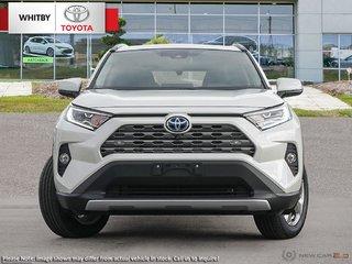 2019 Toyota RAV4 LTD Hybrid Limited