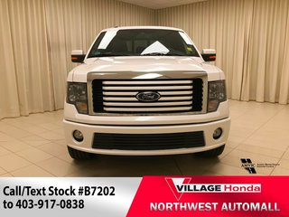 2011 Ford F-150 Lariat Limited SuperCrew 4WD