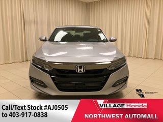 2019 Honda Accord ACCORD SPORT CVT
