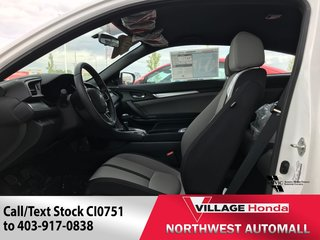 2018 Honda Civic Coupe CIVIC 2D LX 6MT