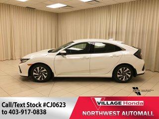 2019 Honda Civic CIVIC 5D LX CVT
