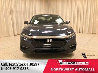 2019 Honda Insight INSIGHT HYBRID TOUR