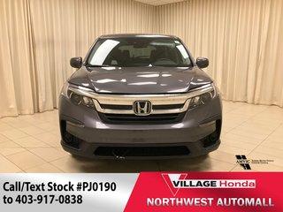 2019 Honda Pilot PILOT LX-HS 4WD