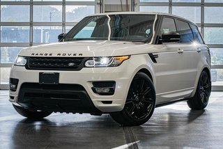 2016 Land Rover Range Rover Sport V8 Supercharged Autobiography Dynamic (2016.5)