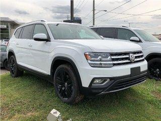 2018 Volkswagen Atlas Highline