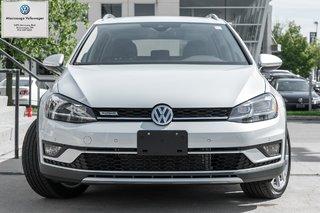 2018 Volkswagen GOLF ALLTRACK 1.8 TSI/FULLY LOADED/PANO ROOF/DRIVER ASSIST