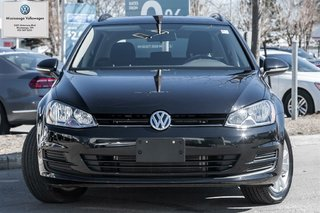 2017 Volkswagen GOLF SPORTWAGEN 1.8 TSI Trendline/ LOW KMS/CPO rates from 0.9%!!