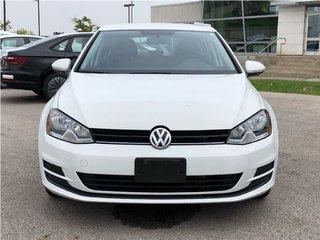 2015 Volkswagen Golf Trendline NO ACCIDENTS, PAINT PROTECTION FILM