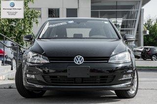 2015 Volkswagen Golf 1.8 TSI Highline/PANO ROOF/LEATHER