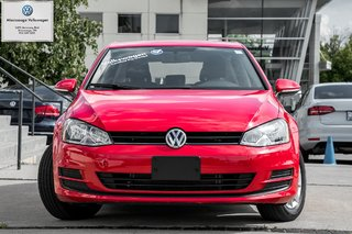 2015 Volkswagen Golf 1.8 TSI Trendline/HEATED SEATS/BLUETOOTH