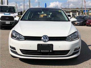 2016 Volkswagen Golf 1.8 TSI